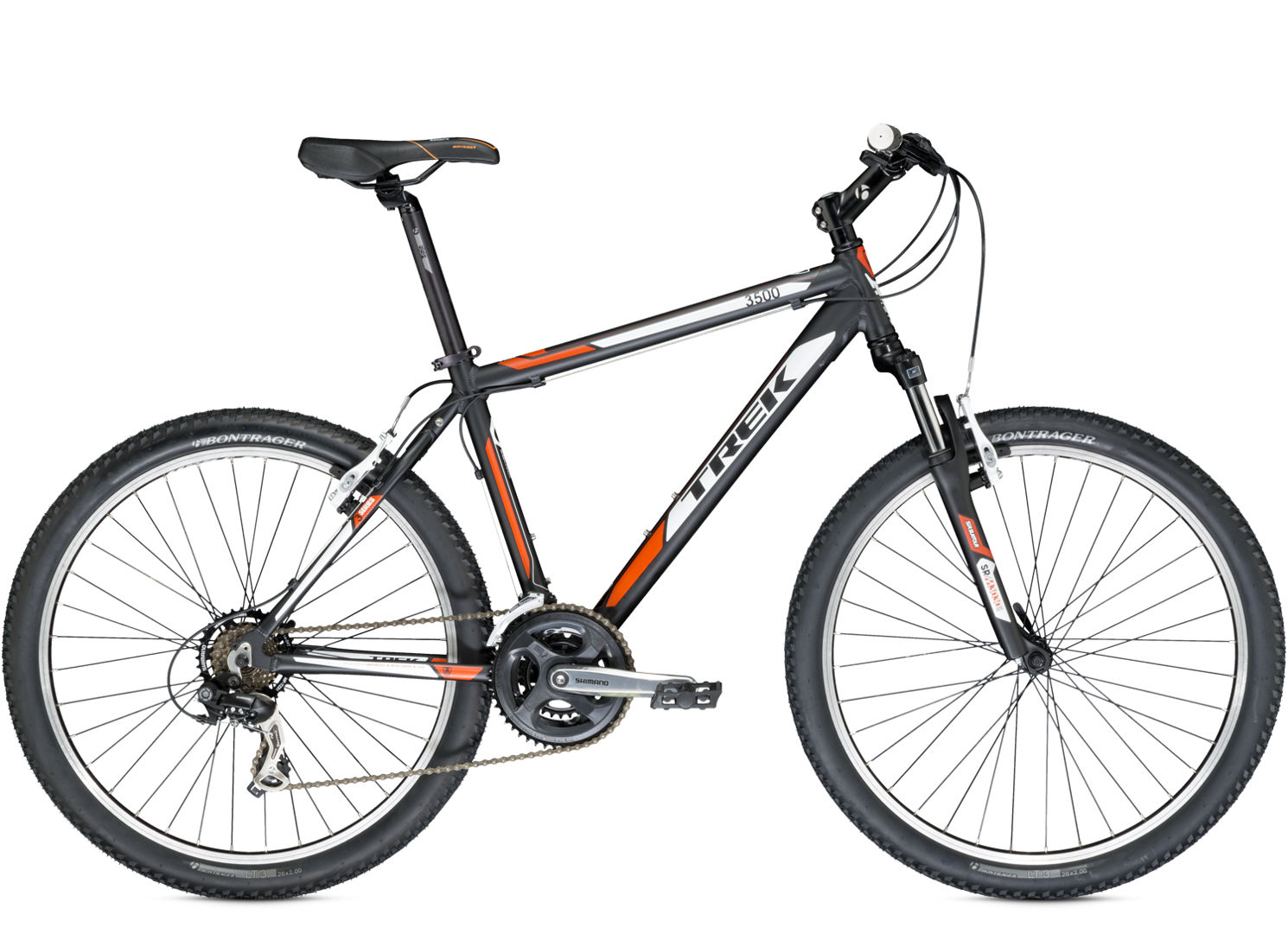 trek3500black-orange
